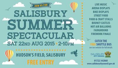 Salisbury's Summer Spectacular