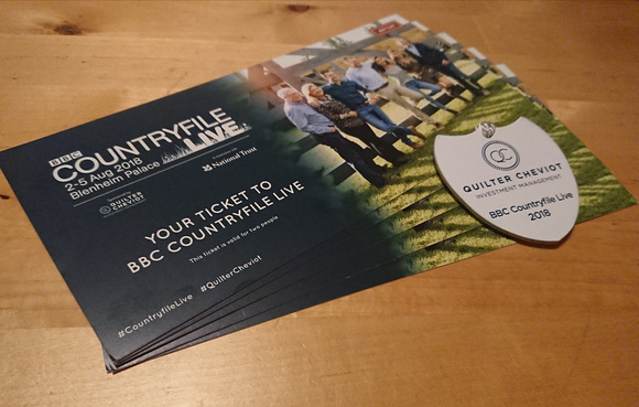 BBC Countryfile Live 2018