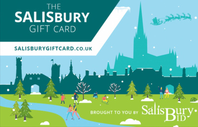 Win a £50 Salisbury Gift Card with Simon Ward Photography