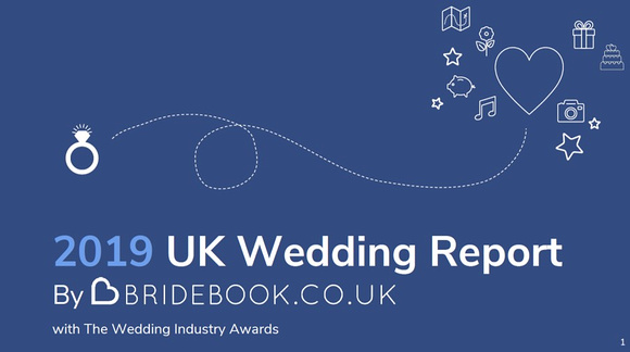 The 2019 UK Wedding Report by Bridebook.co.uk