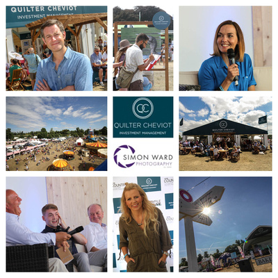 BBC Countryfile Live 2018 collage