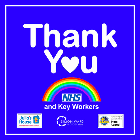 Thank You NHS and Key Workers:  Special Offer Family Photoshoot for the NHS family and Keyworkers