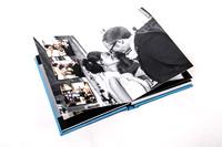 Individually designed UK-made wedding photobooks by Salisbury-based Simon Ward Photography