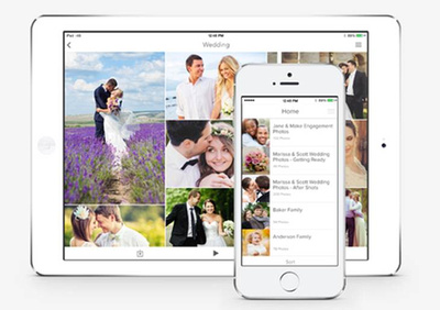 Photo Moments App from Simon Ward Photography