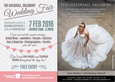 Simon Ward Photography at the Guildhall, SalisburyWedding Fair - Sunday 7th February 2016