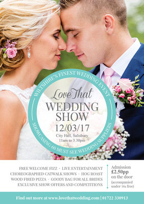 Simon Ward Photography at the Love That Wedding Show - Sunday 12th March 2017