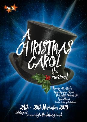 Musical Theatre Salisbury - A Christmas Carol