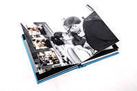 Individually designed UK-made wedding photobooks by Salisbury-based Simon Ward Photography