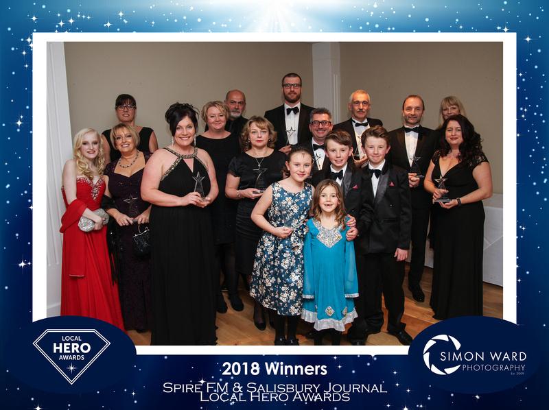 The 2018 Spire FM & Salisbury Journal Local Hero Awards - Winners