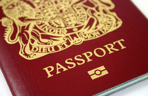Passport photos in Salisbury.