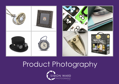 Product Photography by Simon Ward Photography